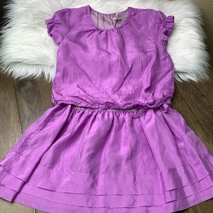 Crewcuts 100% Silk Dress